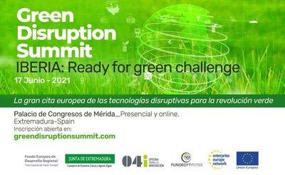 Cumbre de la Disrupción Verde Iberia