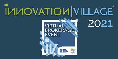 Evento de Brokerage Virtual | Innovative Village 2021