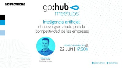 gohub meetups Inteligencia Artificial