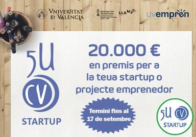 Premios 5UCV Startup