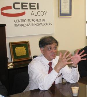 Francisco Javier Carrillo: �La crisis actual puede ser un catalizador de desarrollo del conocimiento�