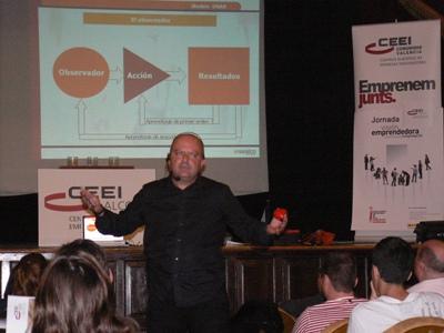"""Ricardo Almenar: """"Considero que el actual modelo empresarial  está totalmente obsoleto"""""""