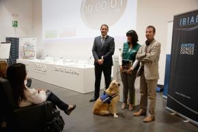 La empresa Anima Canina premiada en Enrédate Ontinyent.