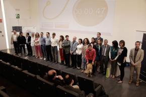 Participantes en Presenta tu empresa Enrédate Ontinyent