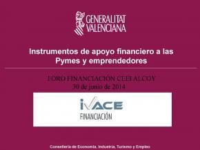 IVACE-Financiación