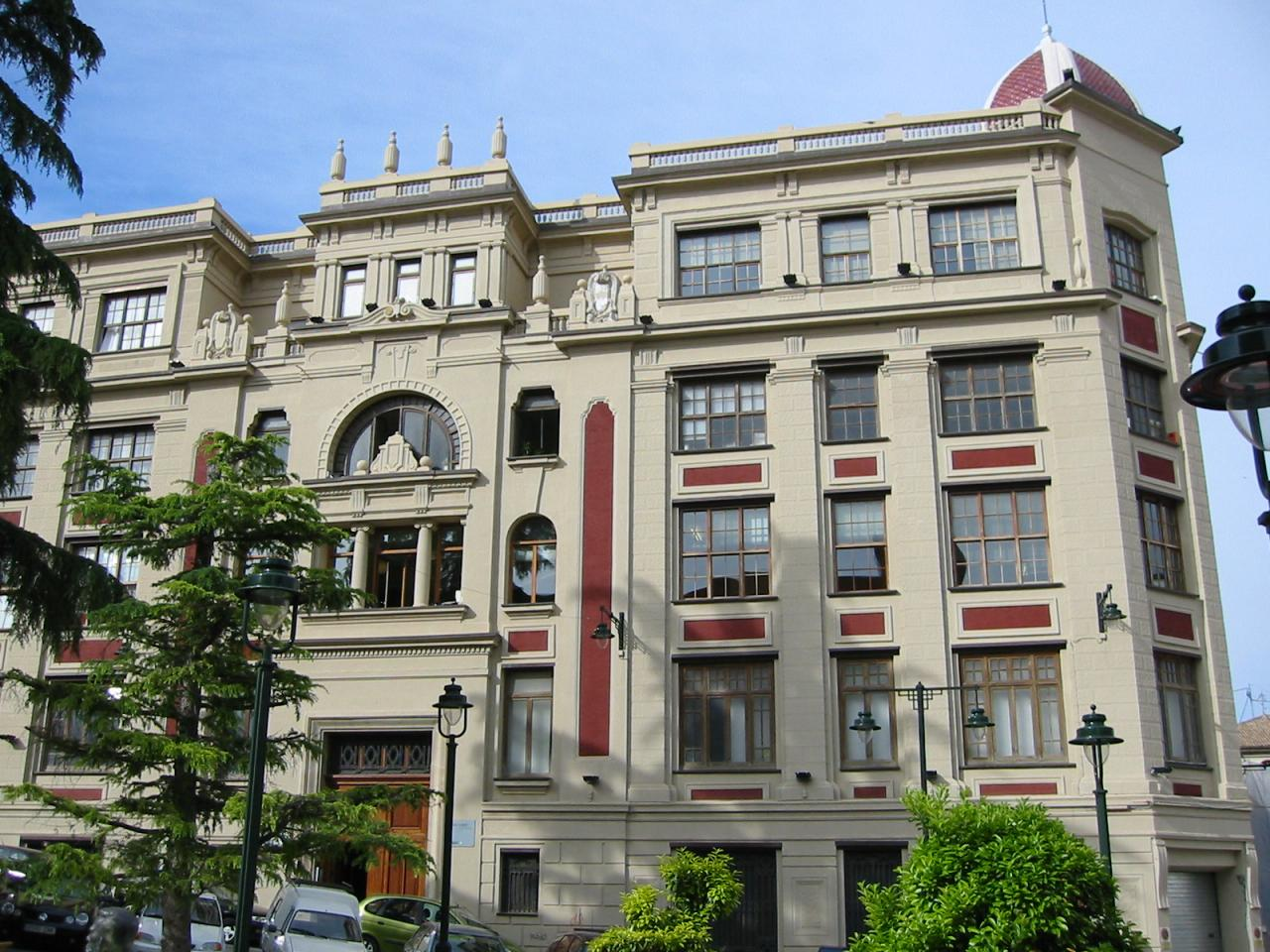 Edificio CEEI Alcoi