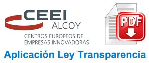 CEEI Alcoy - Informe de Auditoría de Cuentas del 2014