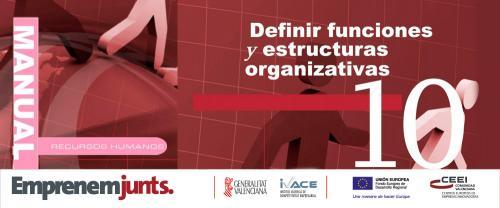 Definir funciones y estructuras organizativas (10)