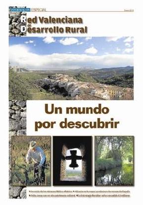 Red valenciana de desarrollo rural: Un mundo por descubrir