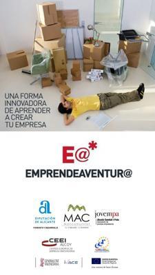 Participa en Emprendeaventur@ Alcoi�-Comtat y gana un premio