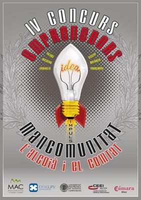 Se convoca el IV Concurso de Emprendedores de l�Alcoi� y el Comtat
