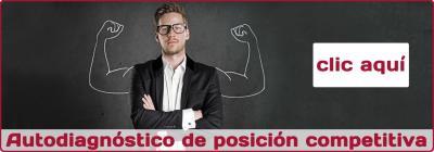 Autodiagnóstico posición competitiva
