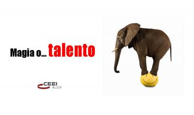 Magia o talento