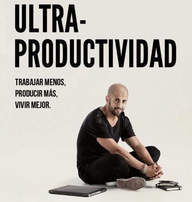 """Isra Garc�a publica """"Ultraproductividad"""""""