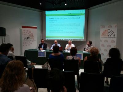 """CEEI Alcoy participa en la jornada �Empleo joven"""" en Villena"""