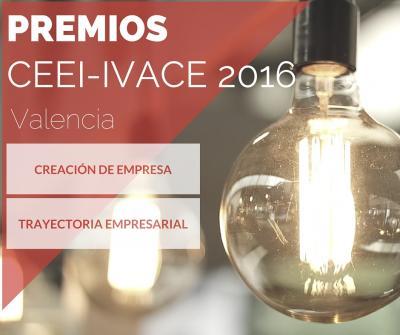 Bases Premios CEEI IVACE 2016 Valencia