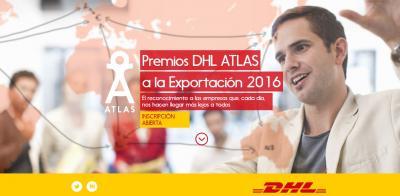 Premios DHL ATLAS a la Exportación 2016