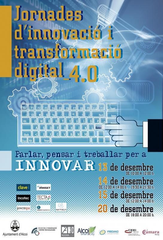 cartel jornadas innovacion