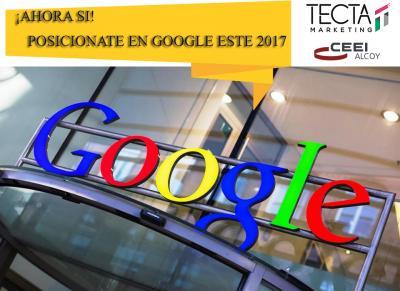 Charla posicionamiento en Google