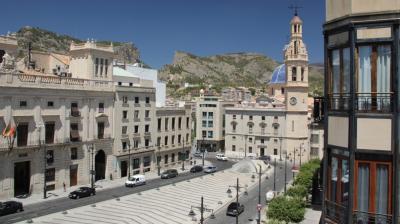 Plaza españa alcoy