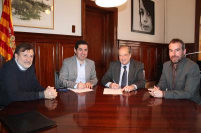 Ayuntamiento de Alcoy y CEEI estrechan sus lazos de colaboración