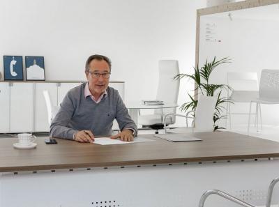 Vicente Berbegal - Fundador y presidente de ACTIU