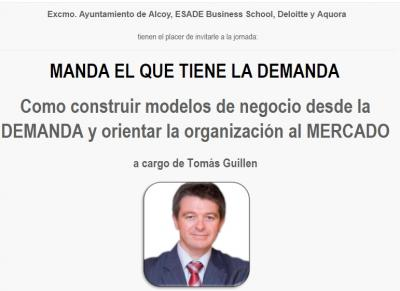 Como construir modelos de negocio desde la demanda y orientar la organización al mercado