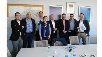 El Comité Rector del Pacto Territorial reunido en Ibi