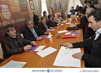 Gran pacto por el empleo en La Safor