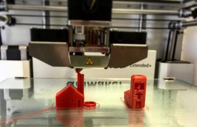 Urbalab Gandia difunde las oportunidades de la tecnología 3D