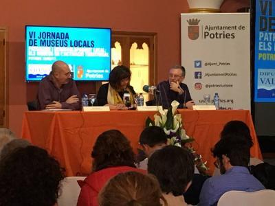 Expertos debaten en Potries sobre el papel de los museos en el desarrollo local