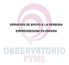 Estudio sobre servicios de apoyo a la persona emprendedora en España