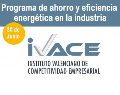 Programa de ahorro y eficiencia energética en la industria