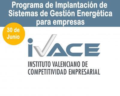 Programa de Implantación de Sistemas de Gestión Energética.