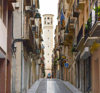 Calle San Francesc