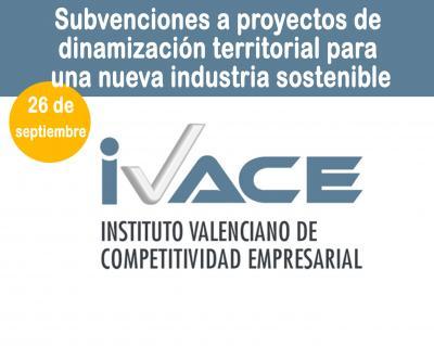 Subvenciones a proyectos de dinamización territorial para una nueva industria sostenible