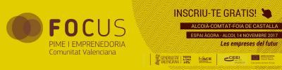 Banner Focus Pyme y Emprendimiento Alcoià-Comtat-Foia Castalla