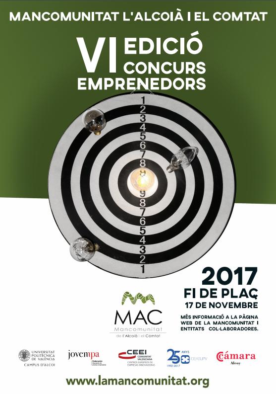 Premios a emprendedores y empresas