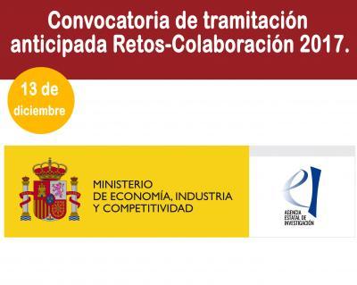 Convocatoria Retos-Colaboración 2017 (2)