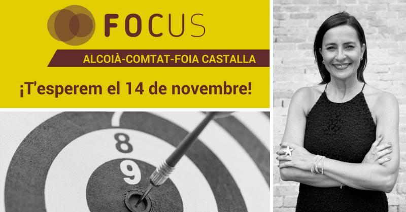 Desarrolla tus capacidades con Eva Collado. 14/11 en Alcoy