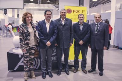 Visita institucional a Focus Pyme y Emprendimiento Alcoià- Comtat. Foia