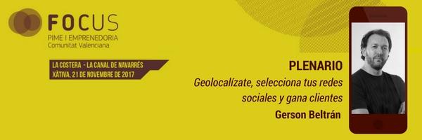 Geolocalízate, selecciona tus RRSS y amplía clientes / Claves para emprender