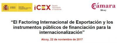 Internacionalizacion jornada ICEX