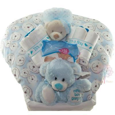 regalos para los bebes en el hospital