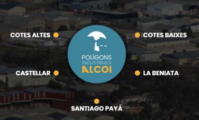 Polígonos industriales de Alcoy