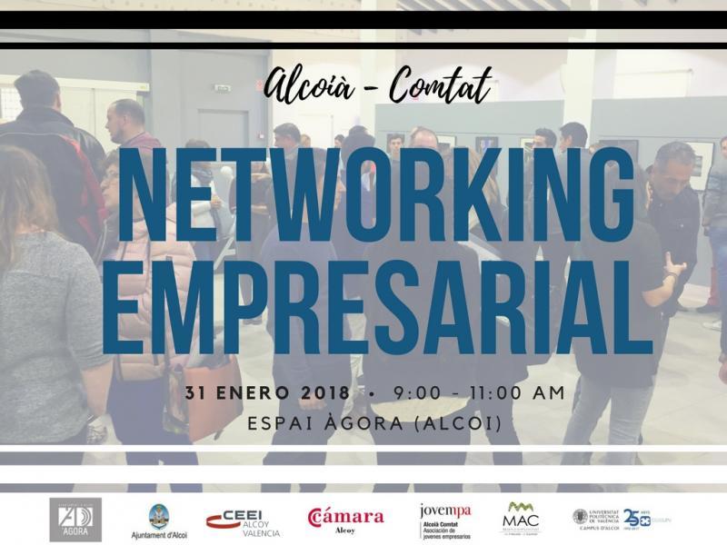 Networking empresarial Alcoià-Comtat