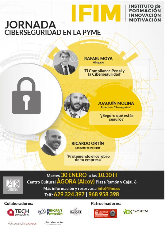 Jornada Ciberseguridad Pyme IFIM