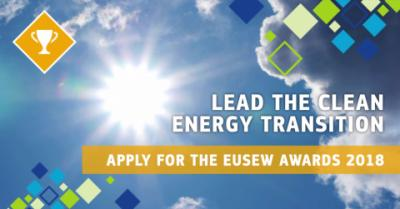 UE Sustainable Energy Awards 2018