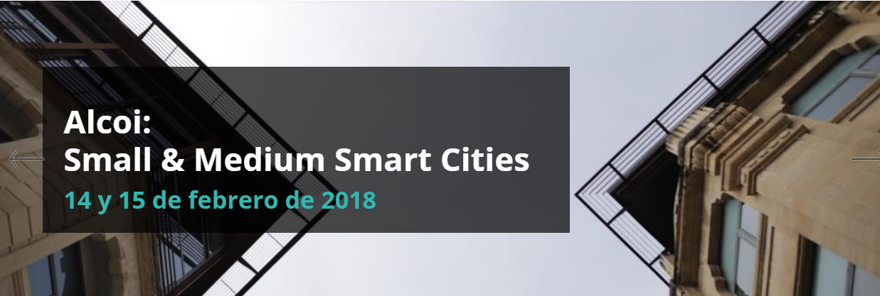 Congreso Smart Cities Alcoy