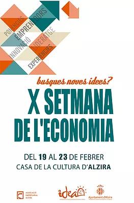 Semana de la economía en Alzira